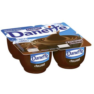 Danone Danette chocolade