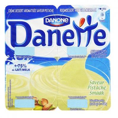 Danone Danette pistache