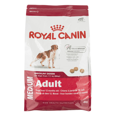royal canin junior maxi 4kg prijzen en aanbiedingen superscanner. Black Bedroom Furniture Sets. Home Design Ideas