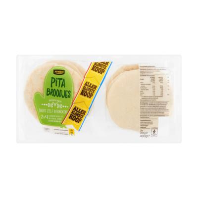 Huismerk Pita Broodjes Allerslimste Koop