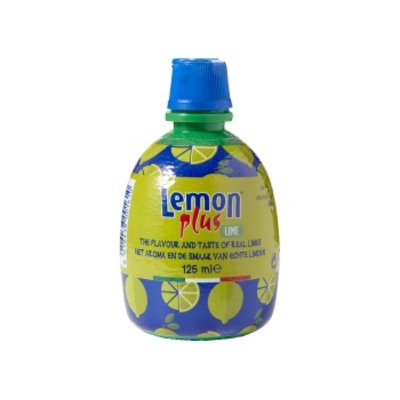 Lemon plus Limoensap