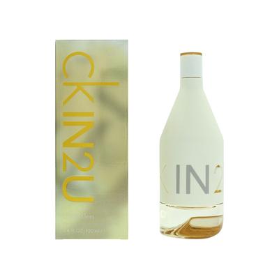 Calvin Klein In2u her eau de toilette spray