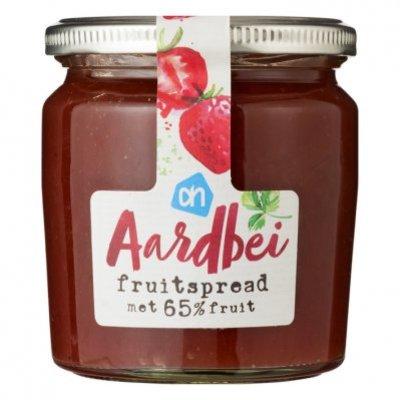 Huismerk Aardbei fruitspread
