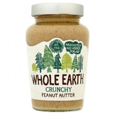 Whole Earth Original crunchy peanutbutter