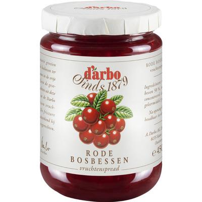 D'arbo Cranberry confiture