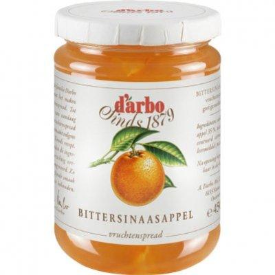 D'arbo Sinaasappel marmelade confiture