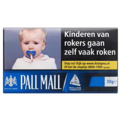 Pall Mall Shag full