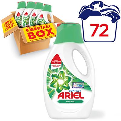 Ariel Original vloeibaar kwartaalbox 72 wasbeurten