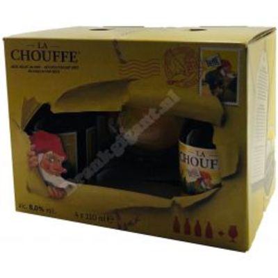 La Chouffe Blond pak