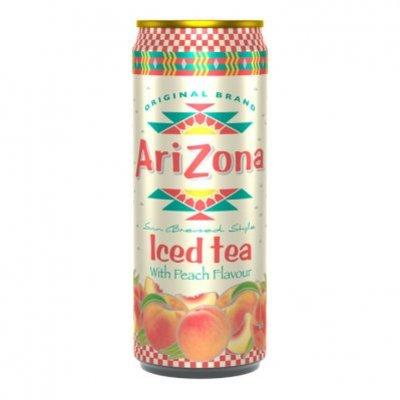 Arizona Tea peach