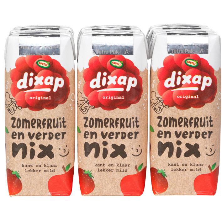 Dixap Kant en klaar zomerfruit