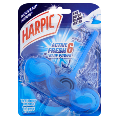 Harpic Toiletblok active fresh blue power