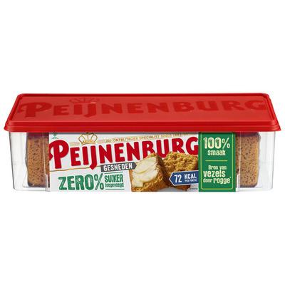 Peijnenburg Bewaarverpakking gesneden zero