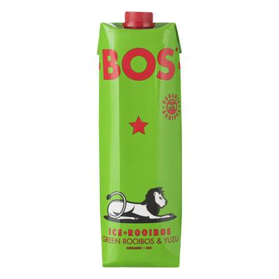 BOS Ice tea green rooibos & yuzu