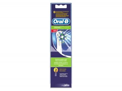 Oral-B Tandenborstel cross action refil