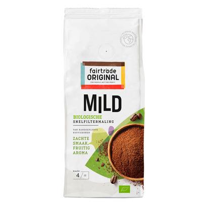 Fairtrade Original Koffie mild bio snelfilter
