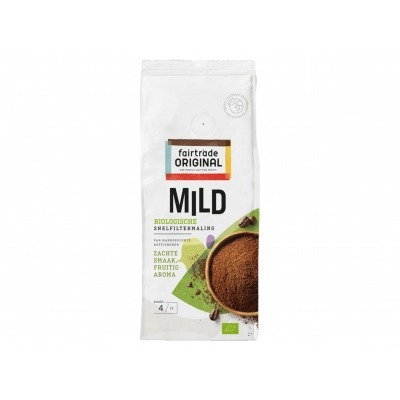 Fair Trade Original Mild bio snelfilter