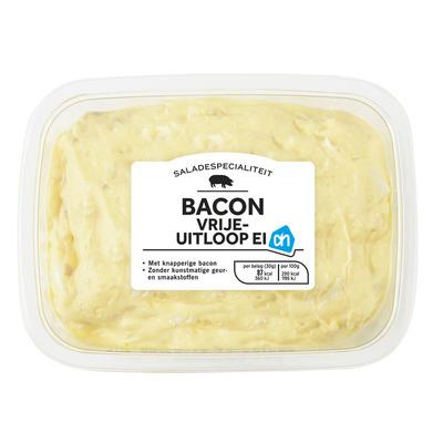 Huismerk Saladespecialiteit bacon-ei