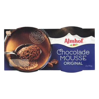 Almhof Chocolade mousse