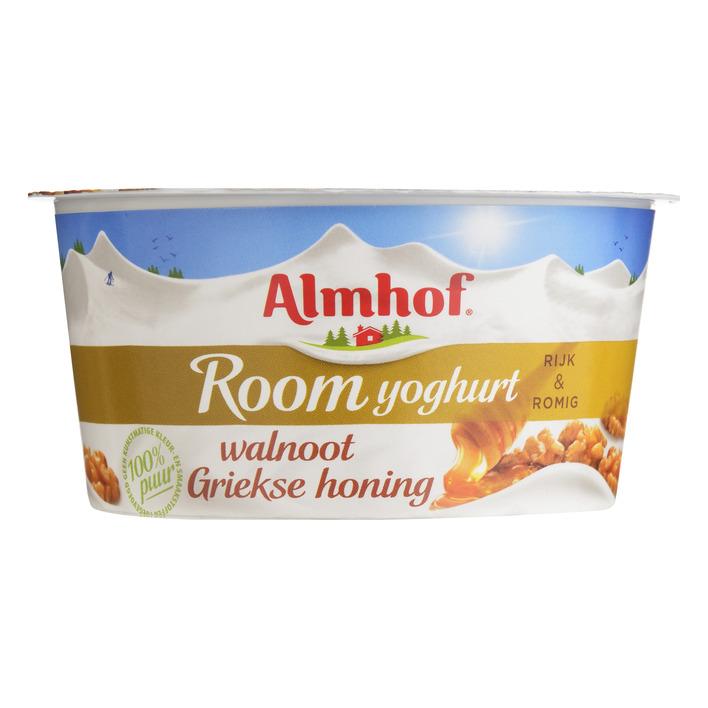 Almhof Roomyoghurt walnoot Griekse honing