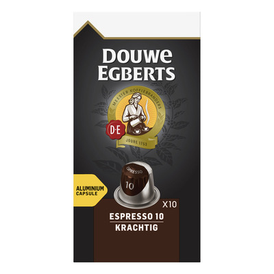 Douwe Egberts Espresso krachtig koffiecups