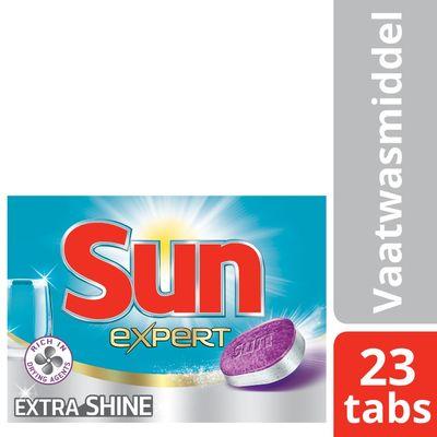 Sun All In 1 Extra Shine Vaatwastabletten