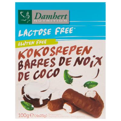 Damhert Lactosevrij kokosrepen glutenvrij