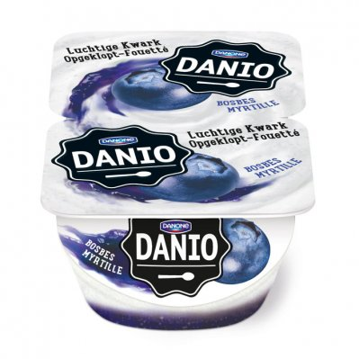 Danone Danio luchtige kwark bosbes