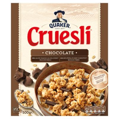 Quaker Cruesli Chocolade 500 gr