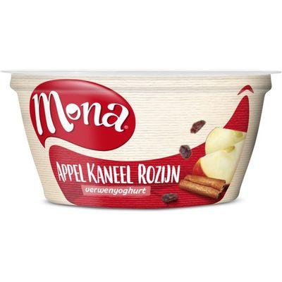 Mona Verwenyoghurt appel kaneel rozijn