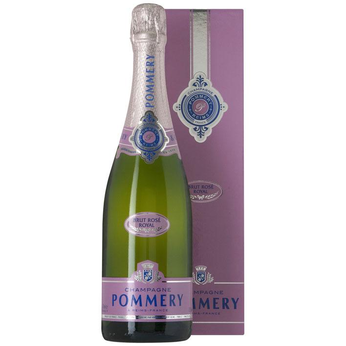 Pommery Brut rosé