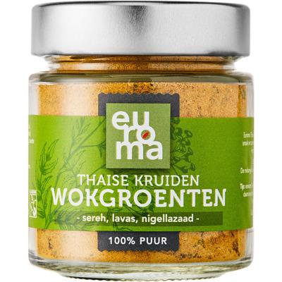 Euroma Thaise wok groente kruiden