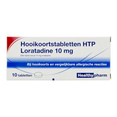 HTP Huismerk Hooikoorts tabletten 10mg