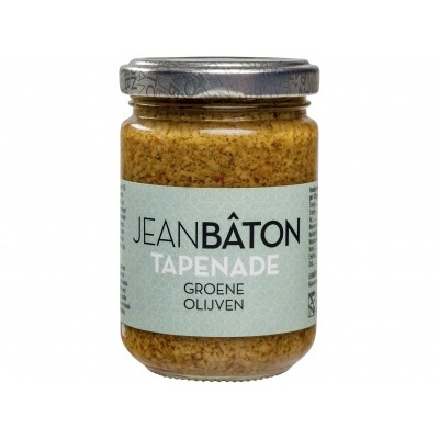 Jean Baton Tapenade groene olijven