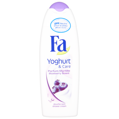 Fa Douchecrème yoghurt blueberry