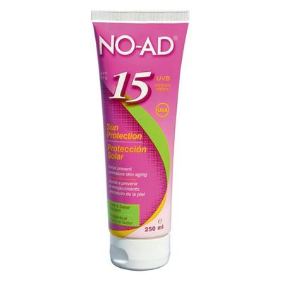 No-Ad  Zonnebrand Sun Protection Factor 15