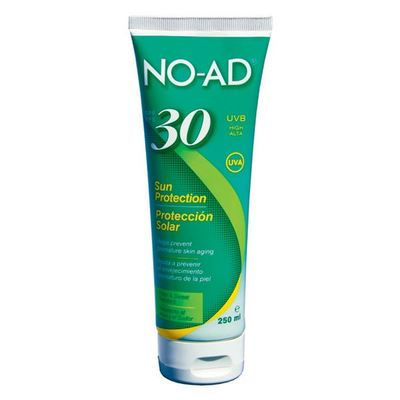No-Ad  Zonnebrand Sun Protection Factor 30
