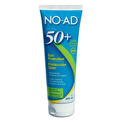No-Ad  Zonnebrand Sun Protection Factor 50