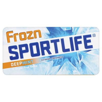 Sportlife  Kauwgom Deepmint single