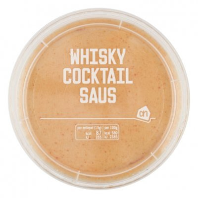 Huismerk Cocktail saus