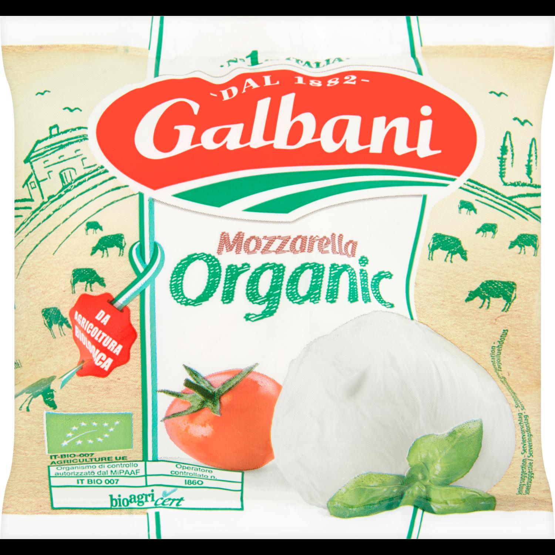 Galbani Mozzarella organic