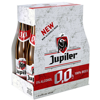 Jupiler 0.0%