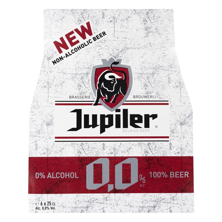 Jupiler Alcohol vrij