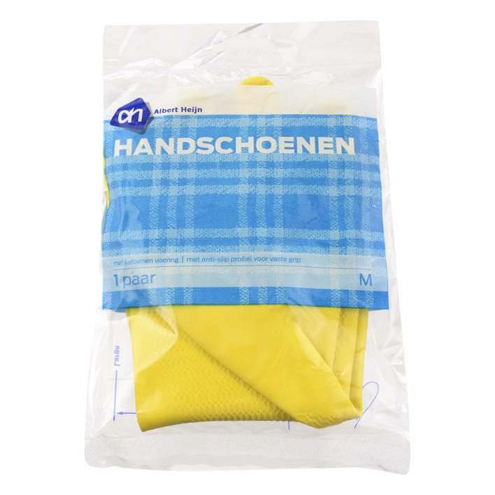 Huismerk Huishoudhandschoenen medium