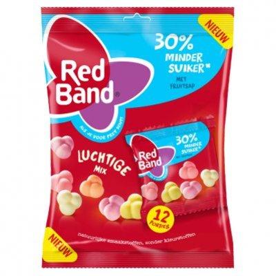 Red Band Luchtige uitdeelmix suikerbewust