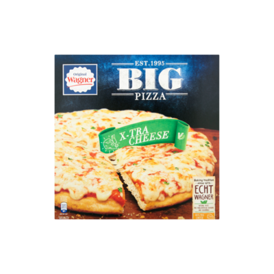 Original Wagner Big Pizza X-Tra Cheese