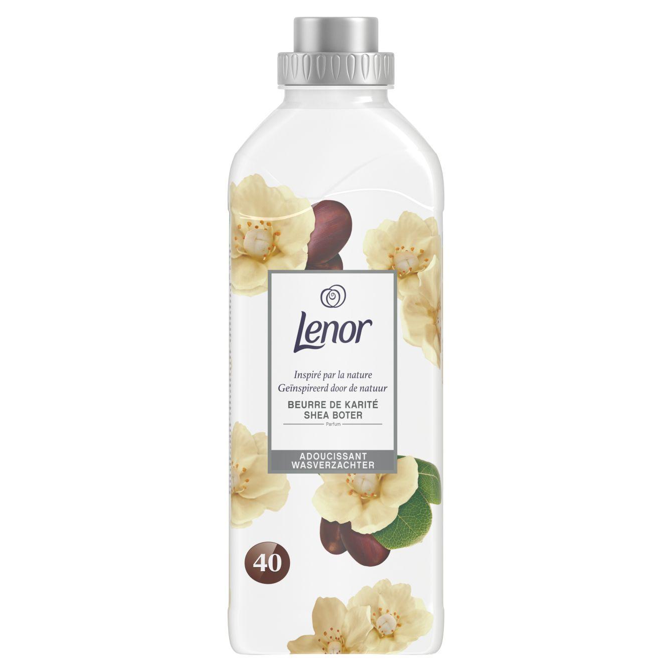 Lenor Inspired By Nature Shea Boter Wasverzachter 40 Wasbeurten