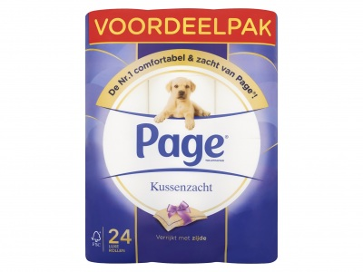 Page Kussenzacht