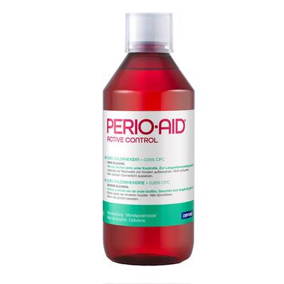 Perio Aid Active control mondspoelmiddel 0,05%
