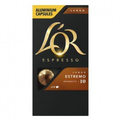 L'OR Espresso lungo estremo koffiecups